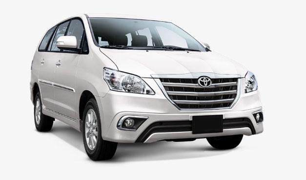 innova taxi for rent in kochi