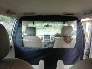 partioned cab kochi taxi
