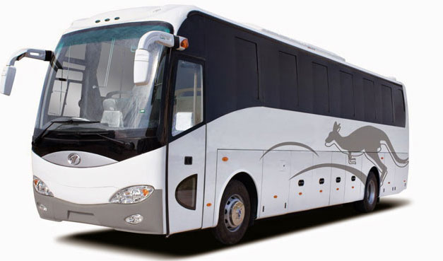 35 seat bus taxi in kerala for rent
