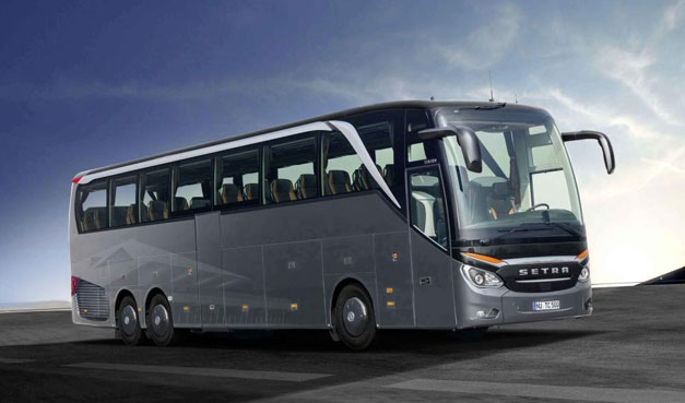 coaches for booking cochin kochi kerala