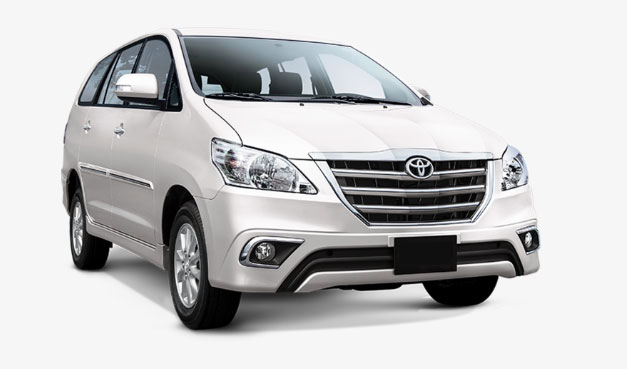 innova taxi for rent in kochi