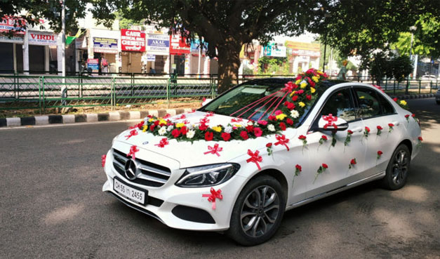 wedding cars in cochin